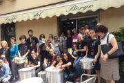ALBANO LAZIALE: GRANDE  ENTUSIASMO PER LO SLOTMOB DEL 9 GIUGNO