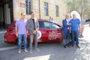 Frascati, il Gruppo Corvi ha donato una Toyota Auris ibrida al Comune