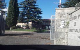 I migranti della Diciotti a Rocca di Papa