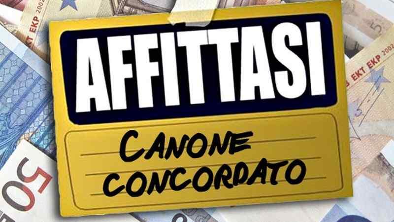 AFFITTO A CANONE CONCORDATO, ARRIVA L'OK DELLA GIUNTA