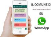 WHATSAPP E  SMS PER LA COMUNICAZIONE AI CITTADINI