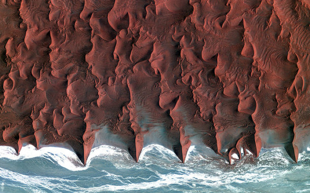 Un pianeta sorprendente - La Terra vista dallo spazio