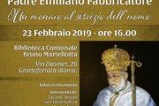Commemorazione di P. EMILIANO Fabbricatore