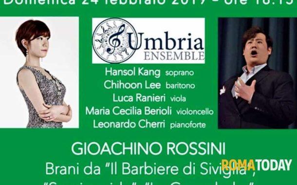 Ariccia, Palazzo Chigi: 24 febbraio riprendono i concerti degli Sfaccendati con il ricordo di Rossini