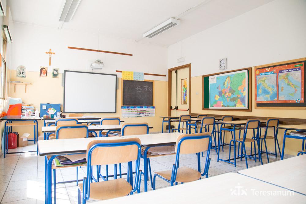Primo Levi nuove aule e nuova palestra, dichiarazione del sindaco Carlo Colizza