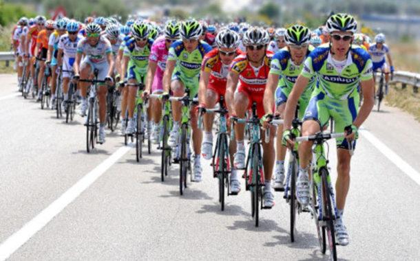Il percorso ufficiale del 102° Giro d'Italia nel territorio di Frascati e nei comuni limitrofi