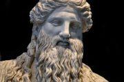 """""""La testa  del Dioniso barbato di Bovillae ad Oxford """""""