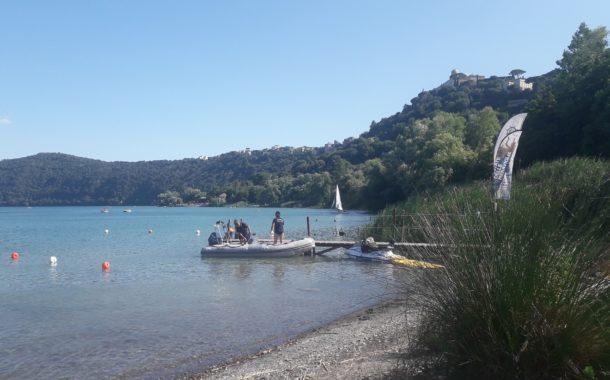Lago di Castel Gandolfo, rischi per la balneazione: quali provvedimenti?