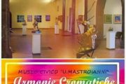 A Marino la mostra Armonie Cromatiche