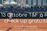 Torna la 9° edizione di Tennis & friend