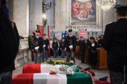 Velletri piange Matteo Demenego
