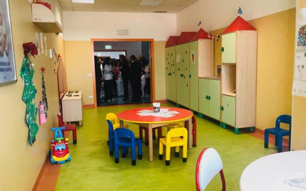 Inaugurata la Ludotecadella UOC di Pediatria e Neonatologia dell'Ospedale dei Castelli
