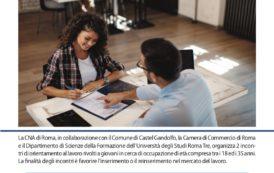 Orientamento al lavoro:  il 5 e il 12 febbraio due incontri  dedicati ai giovani