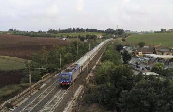 Riapertura stazione ferroviaria Divino Amore: c'è il cronoprogramma