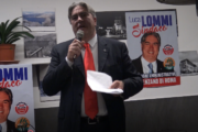 Accertamenti Tosap, Luca Lommi: