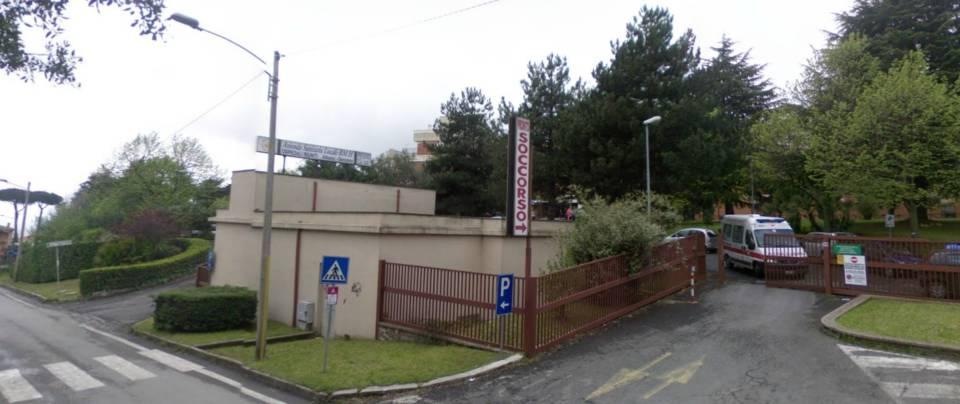 Emergenza Ospedale De Santis come Rsa , Genzano:
