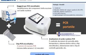 Covid-19:- ON-SITE RAPID PCR DIAGNOSTIC SYSTEM SHINEWAY