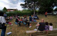 Le attività di Marino Aperta Onlus ripartono dal Parco Sassone