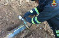 CIAMPINO:- IL PUNTO DEL SINDACO SULL'EMERGENZA GAS in VIA VENTOTENE