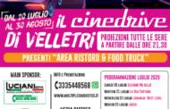 Cine Drive Velletri, il modo più sicuro di emozionarsi al Cinema