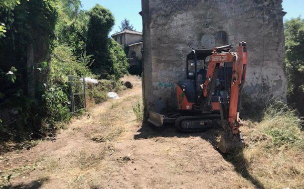 Grottaferrata:-ANTICA CARTIERA E VIA TANZI ORDINANZE SINDACALI  IN DANNO PER  LA RIMOZIONE DEI RIFIUTI