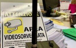 INSTALLAZIONE TELECAMERE NEI PERIMETRI SCOLASTICI. PROSEGUE IL PROGETTO