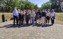 Ciampino :- Si è svolta, presso la cavea di Parco Aldo Moro, una manifestazione organizzata dal Liceo Vito Volterra, cui l'Amministrazione è stata lieta di partecipare, durante la quale sono stati premiati gli studenti che hanno partecipato ad alcuni progetti durante questo anno scolastico.